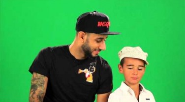 Children's Rights: Behind the Scenes With Swizz Beatz & Rocco Part 3
