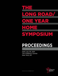 The Long Road/One Year Home Symposium Proceedings