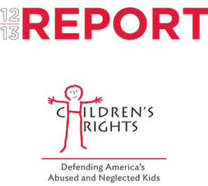 Children's Rights 2012-2013 Annual Report