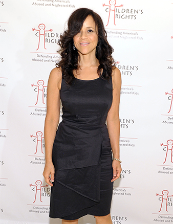 Pictured: Honoree Rosie Perez