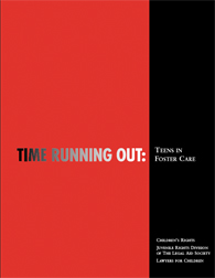 Time Running Out: Teens in Foster Care (2003)