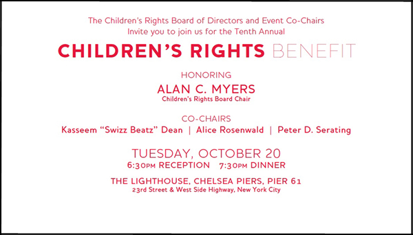 benefit invitation events page 600X342