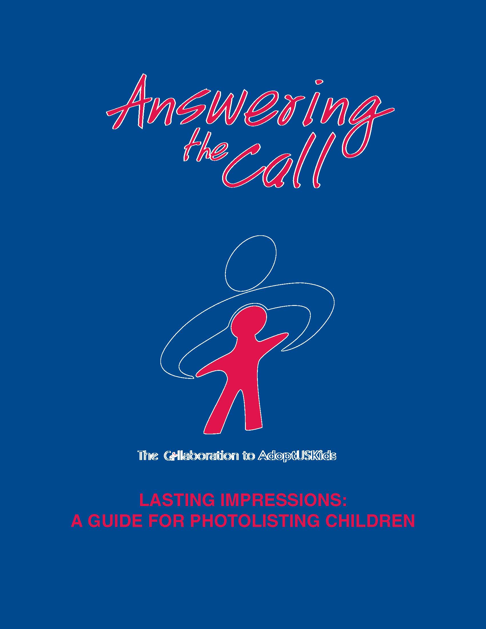 Lasting Impressions: A Guide to Photolisting Children