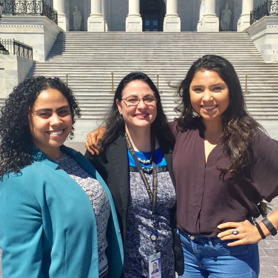 From Foster Care to Congress: Memoirs of Three Congressional Staffers