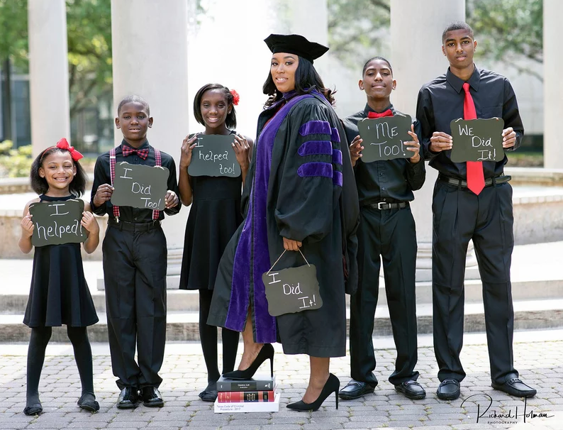 From Foster Care to Law School