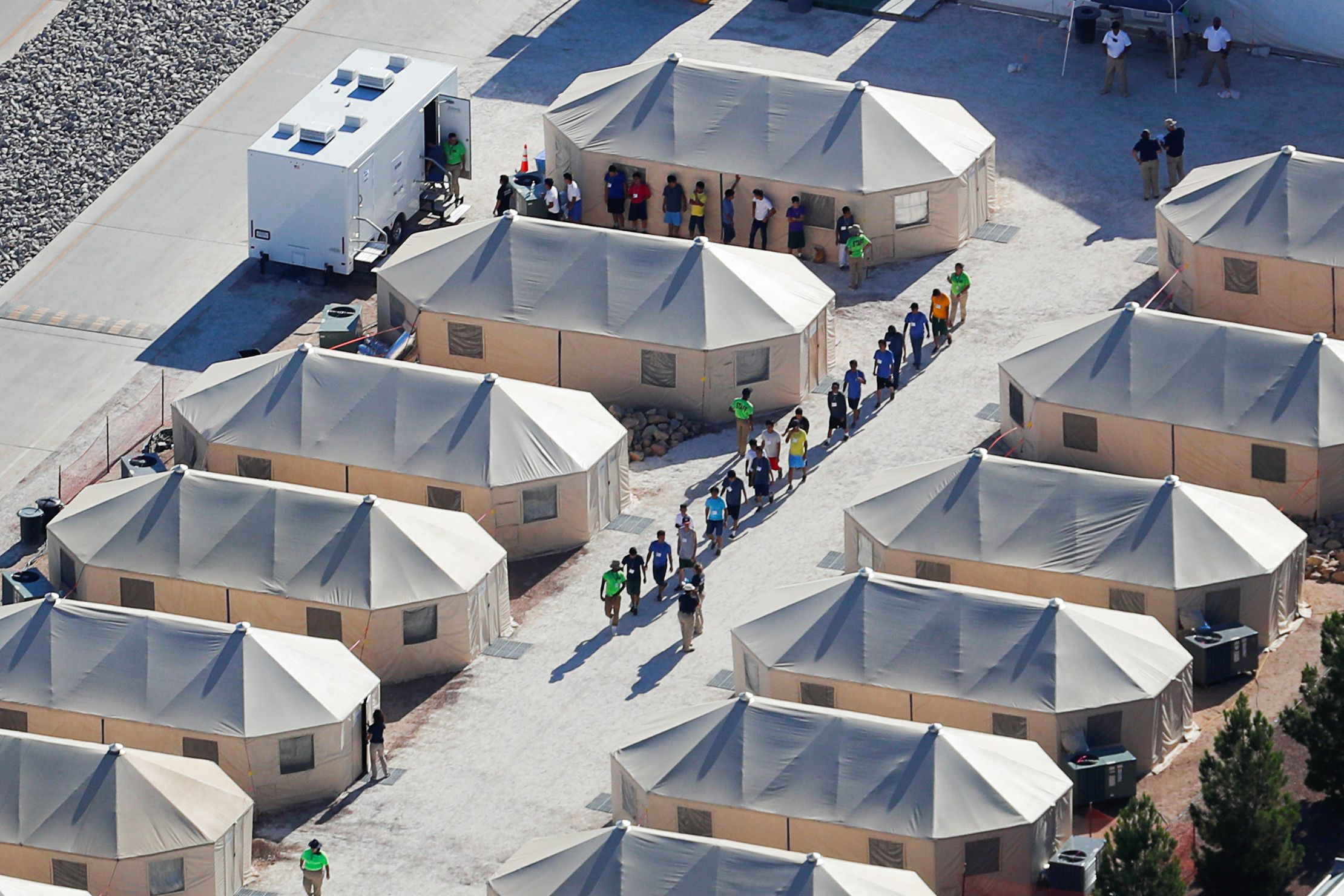 How the Stress of Family Separation May Permanently Damage Migrant Children