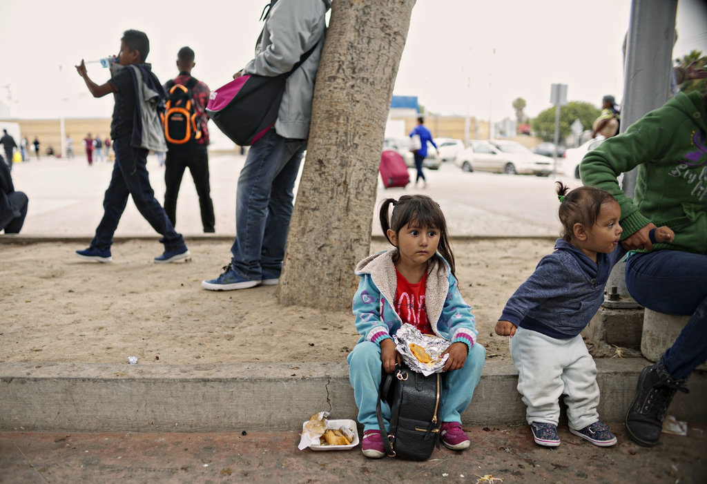 658 Children Separated from Parents at the Border in Two-Week Period