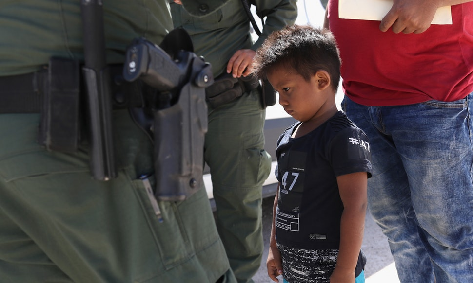 Trump Defends Migrant Family Separation The Same Way My Dad Justified Abusing Me