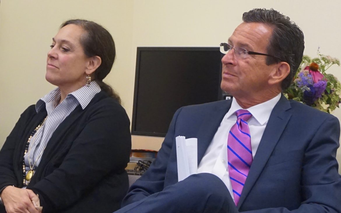 CT: Final report on DCF under Malloy and Katz cites progress