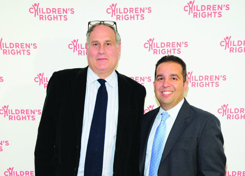 Lee Gelernt Honored at Children's Rights Awards Gala