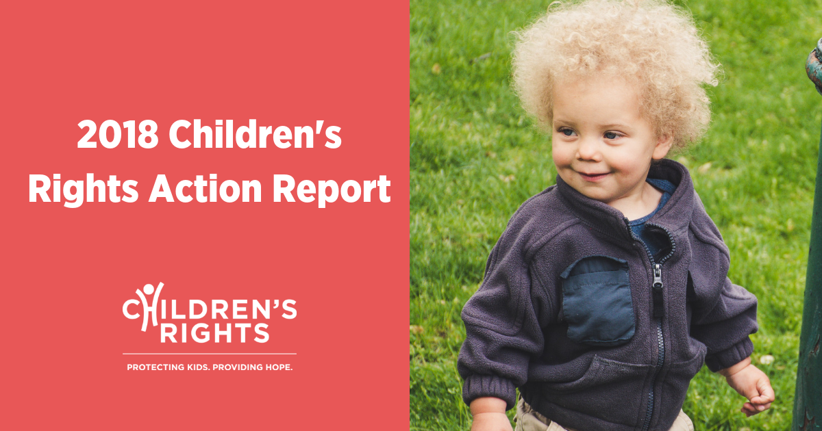 Children's Rights Action Report: 2018