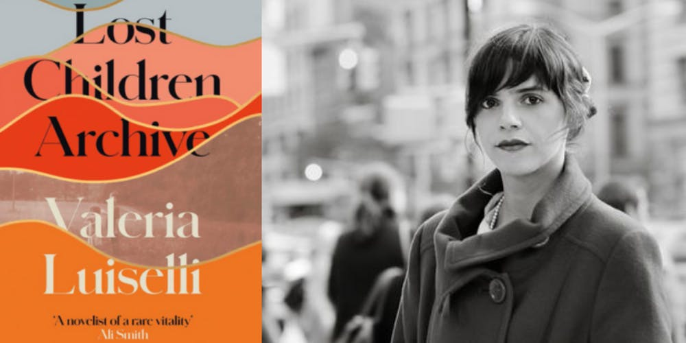 Bearing Witness: Q & A with Valeria Luiselli