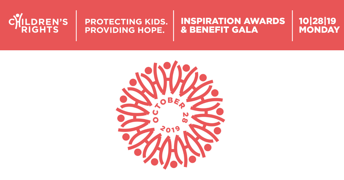 2019 Children's Rights Inspiration Awards & Benefit Gala
