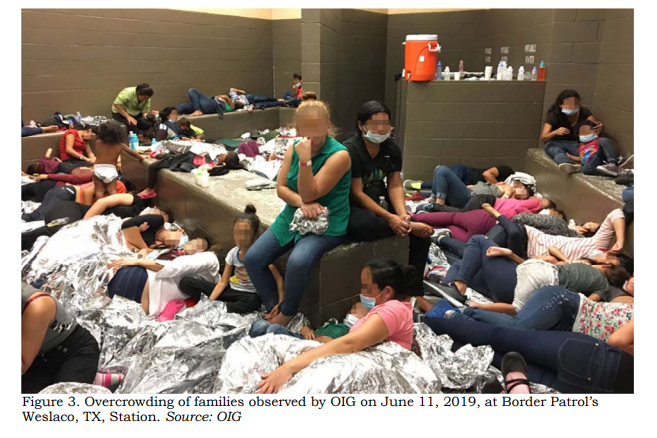 Dangerous Conditions for Migrant Children and Families, Report Reveals