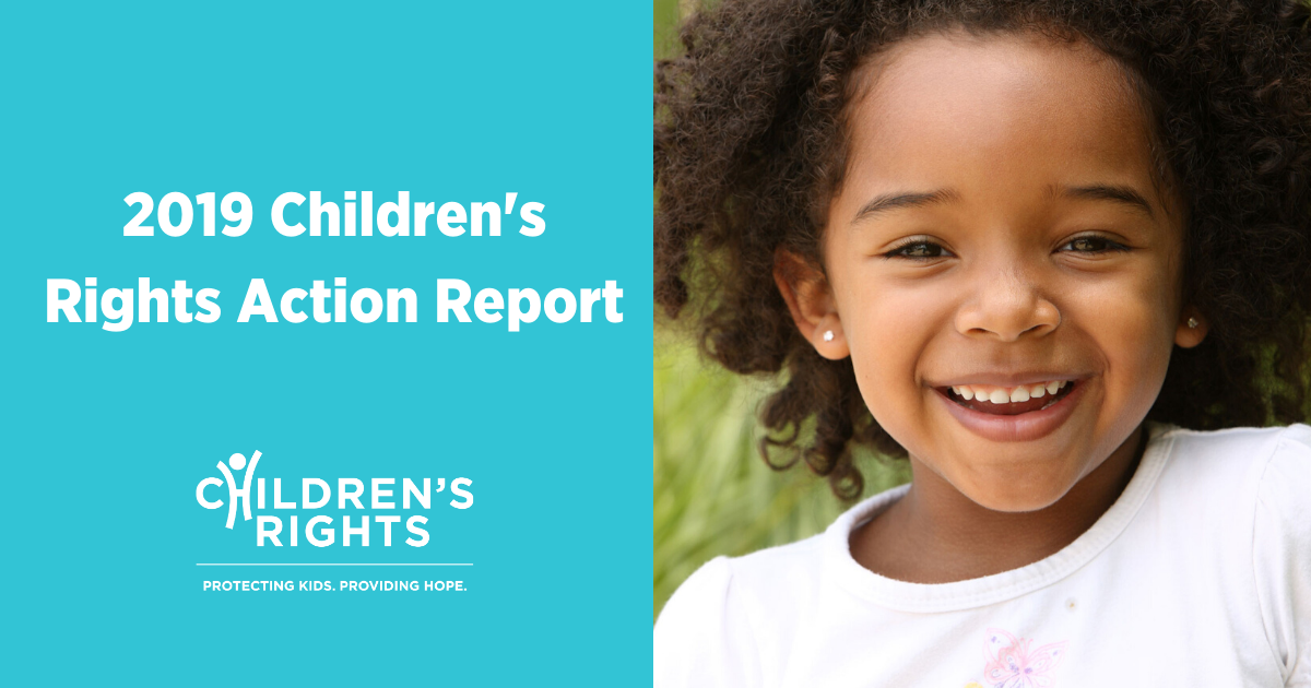 Children's Rights Action Report: 2019