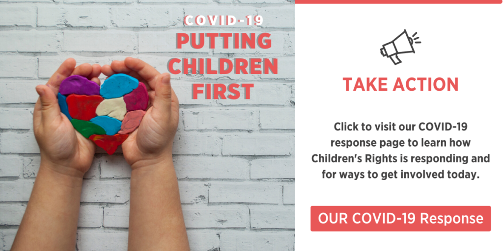 COVID-19: Putting Children First