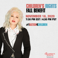 2020 Virtual Children's Rights Fall Benefit