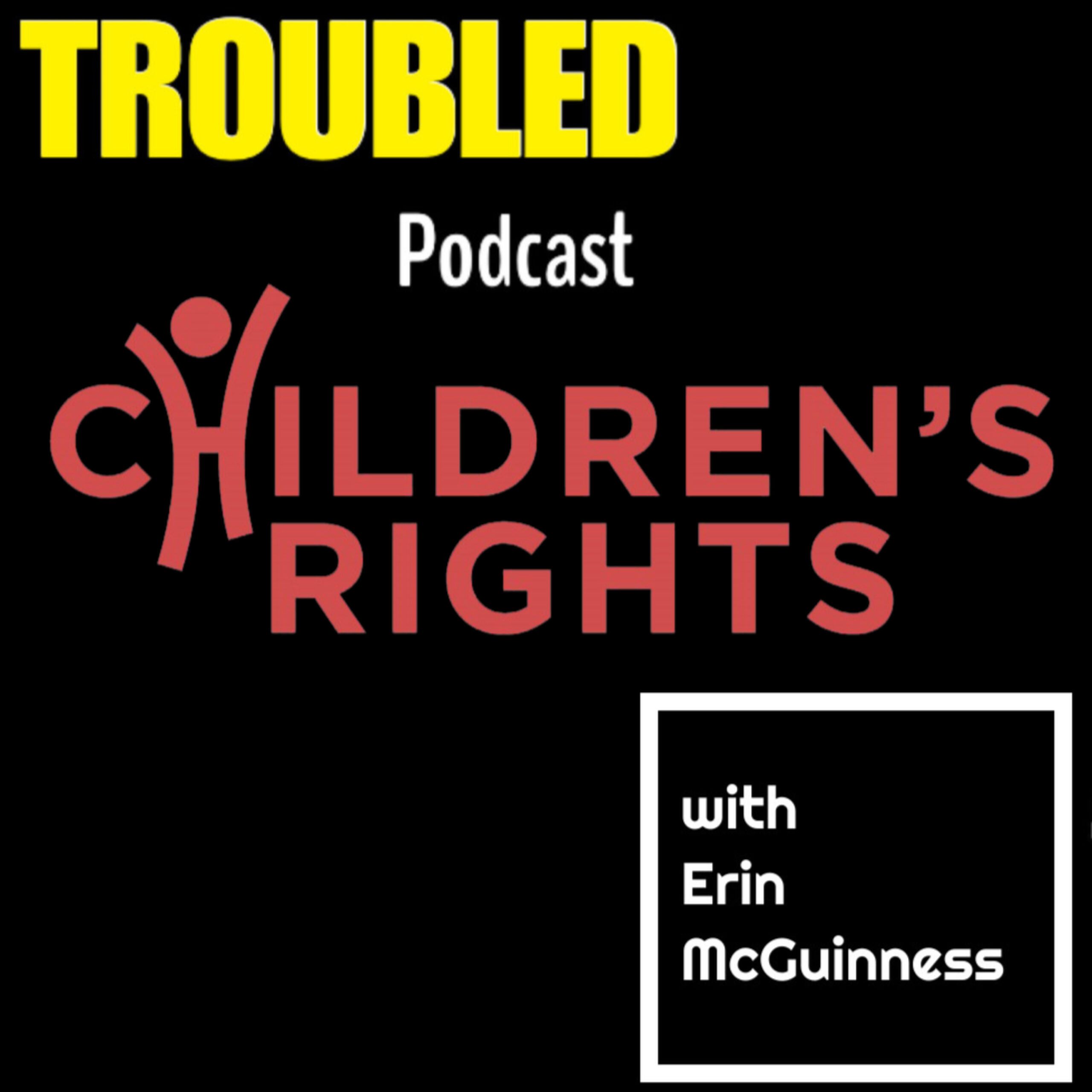 Children's Rights with Erin McGuinness #freeouryouth