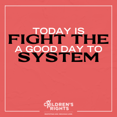 Today is a Good Day to Fight the System